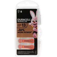 Duracell Hörgerätebatterie DA 13 AC Zn/Luft 1,4 Volt 290mAh