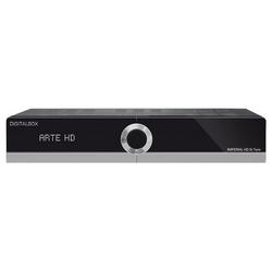 IMPERIAL HD 6i Twin HDTV Twin - Receiver - schwarz SAT-Receiver