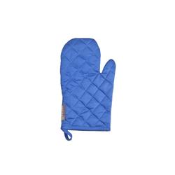 Ross Grillhandschuh in blau mit Nadelstreifen