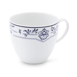 Friesland Porzellan Tasse Friesland Kaffeetasse 0,18l Atlantis Friesisch Bla