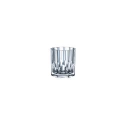 Nachtmann Gläser-Set Aspen Whiskybecher 4er Set 324 ml, Kristallglas