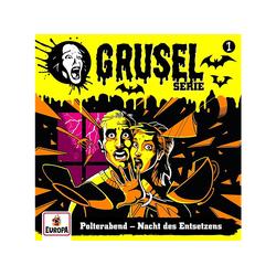 Gruselserie - 001/Polterabend-Nacht des Entsetzens (CD)