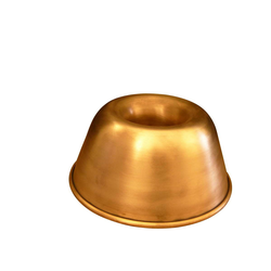 5001-20 Backform Gugelhupf Ø= 21cm Kupfer massiv