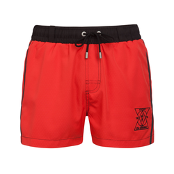 Jockey® Modern Beach Short - Lava - M