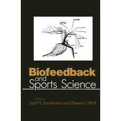 Biofeedback and Sports Science als Buch von