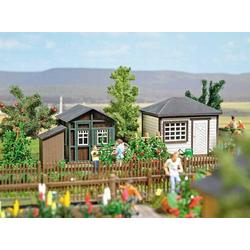 Busch 1616 H0 Gartenlauben Set 1 Bausatz