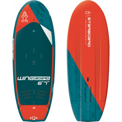 STARBOARD WINGBOARD 2021 blue carbon - 6,7