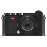Leica CL schwarz + 18 mm F2,8 schwarz