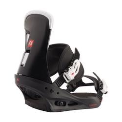 Burton - Freestyle Black 2021 - Snowboard Bindungen - Größe: L (43 et +)