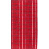 Duschtuch (80x150cm) rot