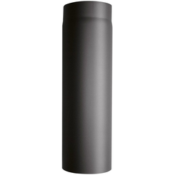 ORANIER Rauchrohr Ø 150 mm, Ofenrohr für Kaminöfen grau