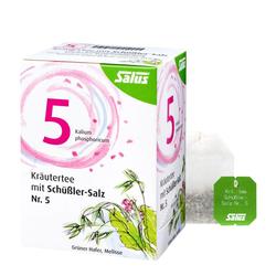 Salus Kräutertee mit Schüssler-Salz Nr. 5