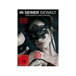 In seiner Gewalt - Drei Erotik Thriller DVD