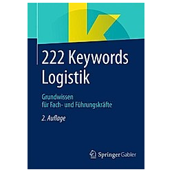 222 Keywords Logistik - Buch