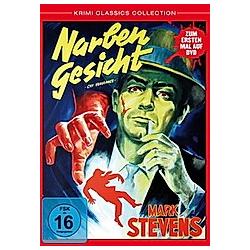 Narbengesicht - DVD  Filme