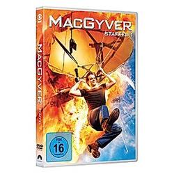 MacGyver - Staffel 1 - DVD  Filme
