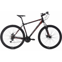KS-CYCLING Sharp 29 Zoll RH 51 cm schwarz/rot