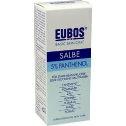 EUBOS Salbe 5% Panthenol