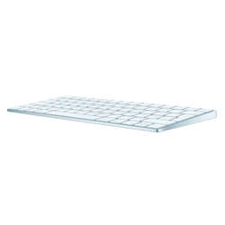 Apple Magic Keyboard Deutsch weiß