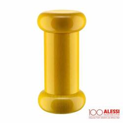 Alessi 100 Jahre Salz Pfeffer Gewürzmühle gelb