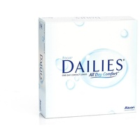 Alcon Focus Dailies All Day Comfort 90 St. / 8.60 BC / 13.80 DIA / -1.00 DPT