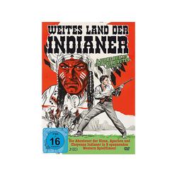 Weites Land der Indianer DVD
