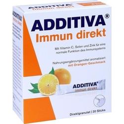 ADDITIVA Immun direkt Sticks 20 St