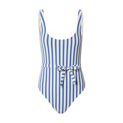 BILLABONG Damen Badeanzug weiß / blau, Größe XS, 4688589
