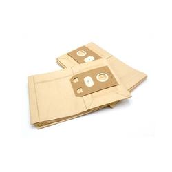 vhbw 10 Papier Staubsaugerbeutel Filtertüten passend für Staubsauger Saugroboter Mehrzwecksauger Husquarna 210, 220, 230