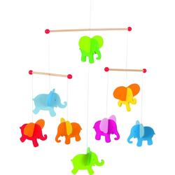 Mobile Elefanten