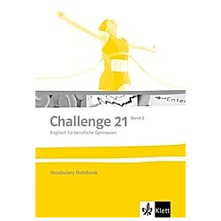 Challenge 21  Neubearbeitung: Bd.2 Vocabulary Notebook - Buch