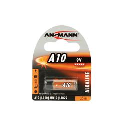 Ansmann Batterie 10A Alkalisch Alkaline-Batterie A10 / 9V (1510-0006)
