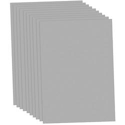 Fotokarton, grau, 50 x 70 cm, 10 Blatt