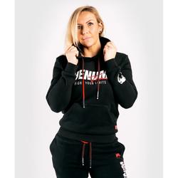 VENUM Women Venum Team Hoodie schwarz (Größe: XL)