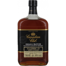 Canadian Club 12 years old Canadian Club - Whiskey