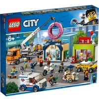 Lego City Große Donut-Shop-Eröffnung (60233)