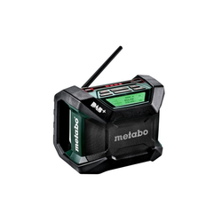 metabo Akku Baustellenradio R 12-18 DAB+ BT, ohne Akku Baustellenradio