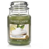 Yankee Candle Vanilla Lime große Kerze 623 g