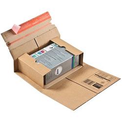 20 ColomPac® Buchverpackungen Versandverpackungen 28,0 x 18,5 x 8,5 cm