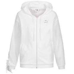 PUMA Crush Full Zip Oversize Kobiety Bluza z kapturem 579136- 02 - XL