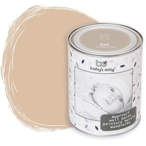BO Baby's Only - Wandfarbe - Beige - 1 liter