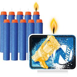 Amscan Formkerze 11 Kerzen Nerf