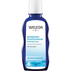 Weleda Belebendes Gesichtswasser, Erfrischt die Haut und verfeinert das Hautbild, 100 ml - Flasche