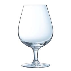 Arcoroc Bierglas Beer Legend, Biertulpe Bierglas 470ml Glas transparent 6 Stück Ø 9.4 cm x 16.5 cm