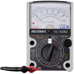 VOLTCRAFT VC-5080 Hand-Multimeter analog CAT III 500V