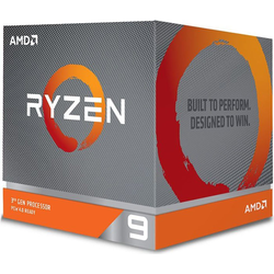 AMD Prozessor AMD Ryzen 9 3900X Box AM4 (3,800GHz) with Wraith Spire cooler with RGB LED