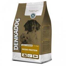 Denkadog Micro-Protein Hundefutter 2 x 12,5 kg