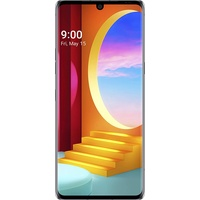 LG Velvet 5G aurora gray