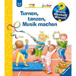 WWWjun71 Turnen, tanzen, Musik machen