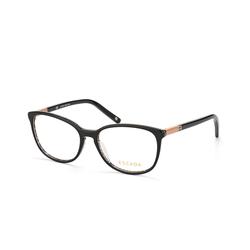 Escada VES 355 0ALF, inkl. Gläser, Cat Eye Brille, Damen